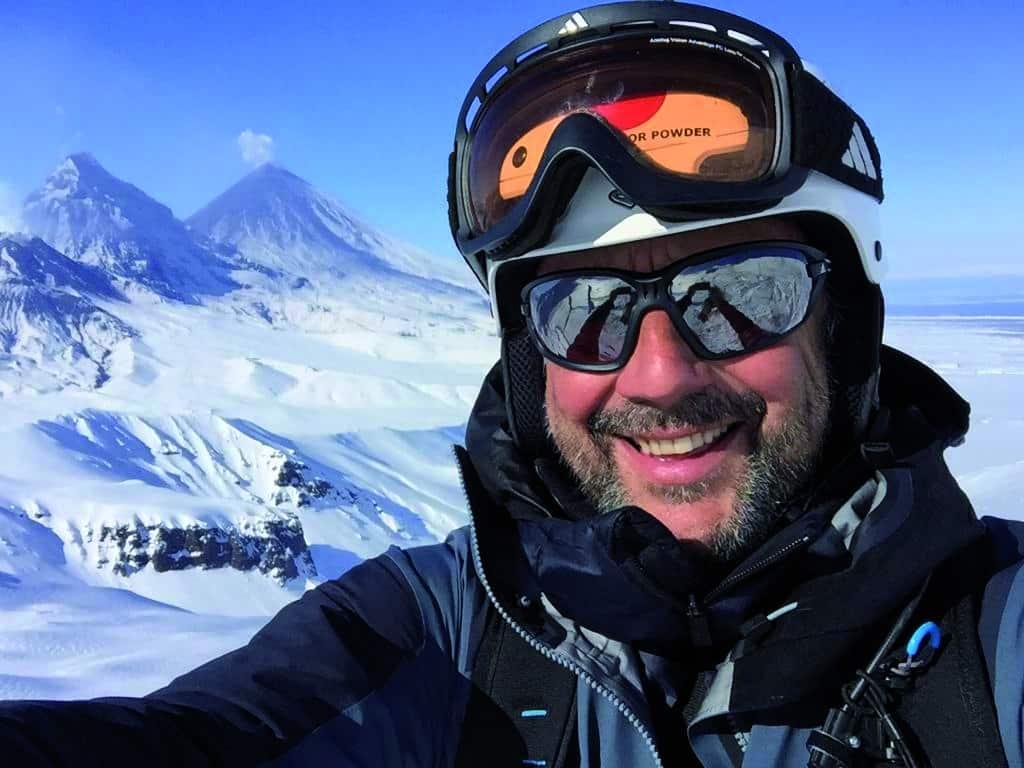 Dirk Schampaert - zaakvoerder Aqua Sport Deurne
